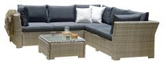 10% off BackYard Furniture 5 Seater Luxury Rattan