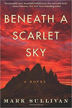 £3.99 for Beneath a Scarlet Sky: A Novel