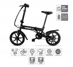 £72 off Black Nilox X2 Bike