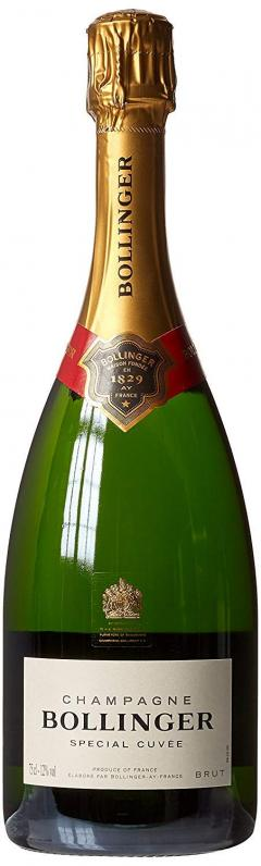 £33.50 for Bollinger Special Cuvée Champagne, 75cl