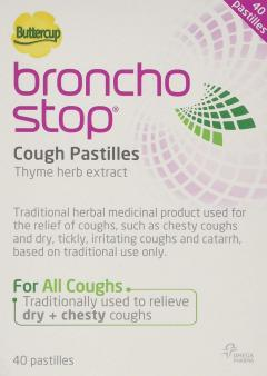 40% off Bronchostop Buttercup Pastilles - Pack of 40