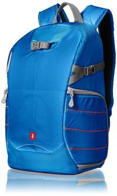 £35.19 for Camera Backpack, Trekker Series - Blue