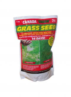 £9.99 for Canada Green 3604 Grass Seed, 1kg
