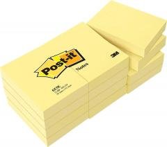 25% off Canary Yellow, 12 Pads (100 Sheets Per Pad)