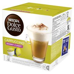£9 for Cappuccino Skinny/Light Coffee Pods