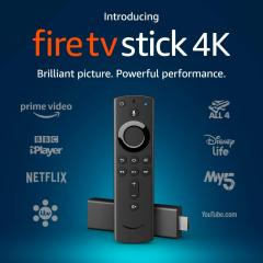 £10 off Certified Refurbished Amazon Fire TV Stick