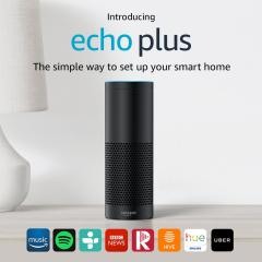 38% off Certified Refurbished Echo Plus