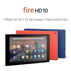 £45 off Certified Refurbished Fire HD 10 Tablet with Alexa