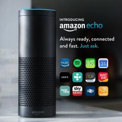 50% off Certified Refurbished Amazon Echo