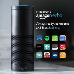 50% off Certified Refurbished Amazon Echo