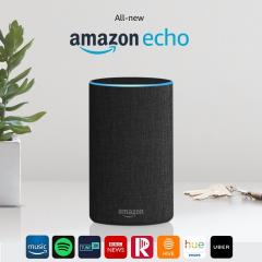 19% off Certified Refurbished Amazon Echo 2nd generation