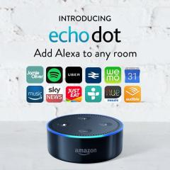 33% off Certified Refurbished Amazon Echo Dot