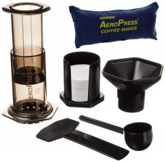 27% off Coffee Maker with Tote Bag - Black