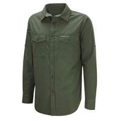 £14 for Craghoppers Kiwi Men's Long Sleeved Shirt