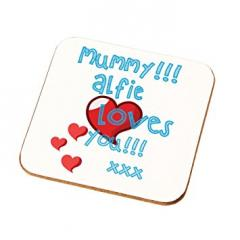 Cute Personalised Coasters �3.49