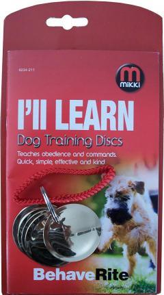 40% off Dog Training Discs