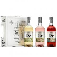 17% off Edinburgh Gin's Liqueurs Gift Set, 3 x 20 cl