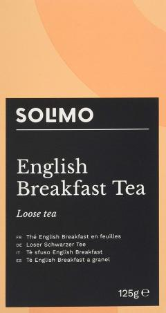 £3.83 for English Loose Breakfast Tea