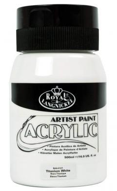 29% off Essentials 500ml Acrylic Paint