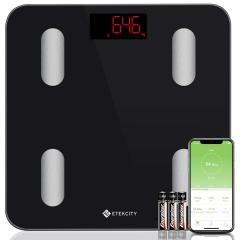 £17.99 for Etekcity Bluetooth Body Fat Scales