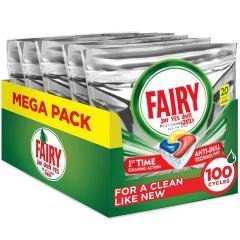 £6 off Fairy Platinum Plus Dishwasher Tablets