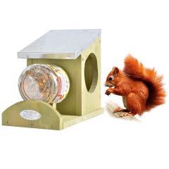 £1.50 off Fallen Fruits Squirrel Peanut Butter Feeder