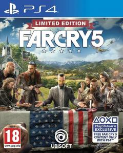 £36.99 for Far Cry 5 Limited Edition