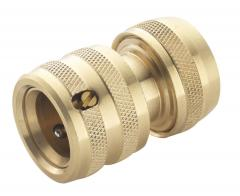 14% off Female Brass Hose Connector, Bronze