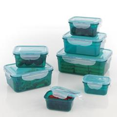 45% off Free Food Storage Container-Set, 14 Pieces
