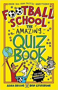 49% off Football School: The Amazing Quiz Book