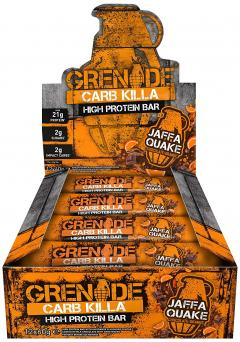 45% off Grenade Carb Killa High Protein and Low Carb Bar