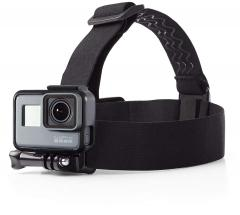 £6.39 for Head Strap Camera Mount for GoPro
