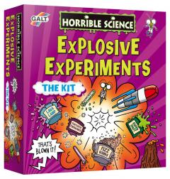 £4.50 off Galt Toys Horrible Science Explosive Experiments