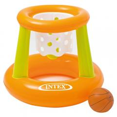 £4.99 for Intex 58504NP Floating Hoop Game