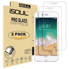 40% off  iPhone 8 7 Screen Protector Tempered Glass