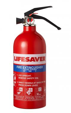 42% off Kidde LS1KG Multi Purpose Fire Extinguisher