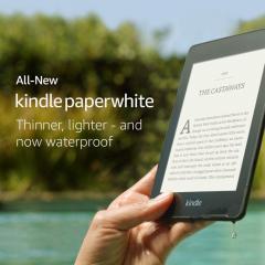 £20 off Kindle Paperwhite - Waterproof