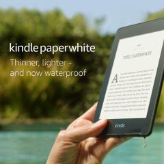 £89.99 for Kindle Paperwhite