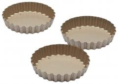 36% off Kitchen Craft Paul Hollywood Non-Stick Round tins