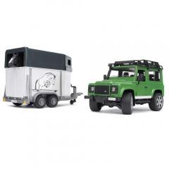 93% off Land Rover Defender Station Wagon