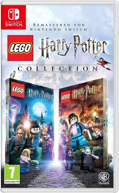 £21.99 for LEGO Harry Potter Collection (Nintendo Switch)