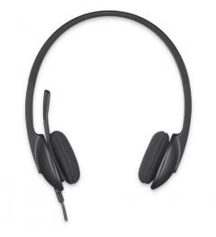 £20 for Logitech H340 USB Headset for PC and Mac