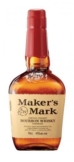 29% off Maker's Mark Bourbon Whisky, 70 cl