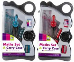 34% off MATHS SET & CARRY CASE BACK TO SCHOOL