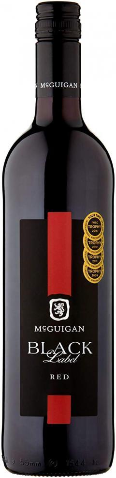 £10.17 off McGuigan Black Label Red, 75 cl (Case of 6)