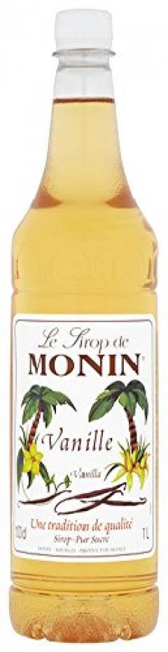 24% off Monin Premium Vanilla Syrup 1 L