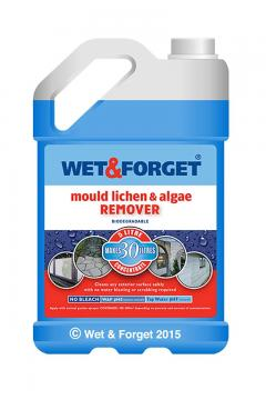 £8 off Moss Mould Lichen & Algae Remover (5 Litre)