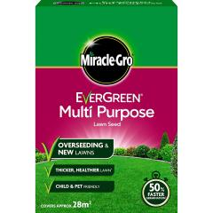 £5.99 for Multi Purpose Grass Seed Carton, 840 g