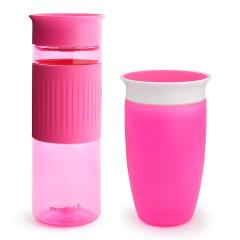 £4.75 off Munchkin Miracle 360 Cup Parent and Kid Set