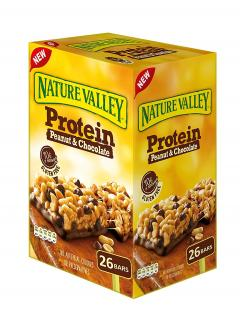 £10.12 for Nature Valley Protein Peanut & Chocolate Bars